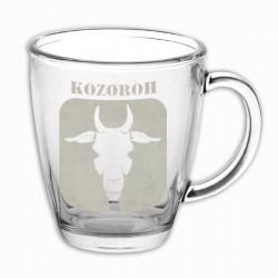 """Hrneček se znamením """"KOZOROH"""", varianta 1"""